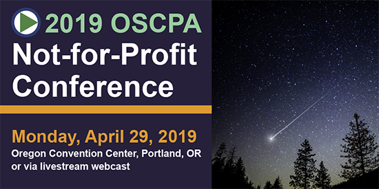 Oregon Society of Certified Public Accountants (OSCPA)