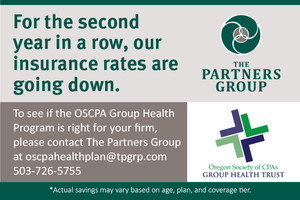 OSCPA Group Health Trust and The Partners Group